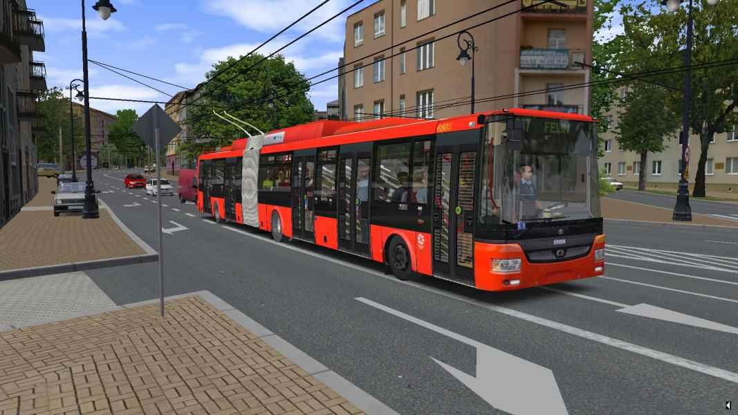 OMSI 2 Skoda 31 Tr SOR 6805 IX