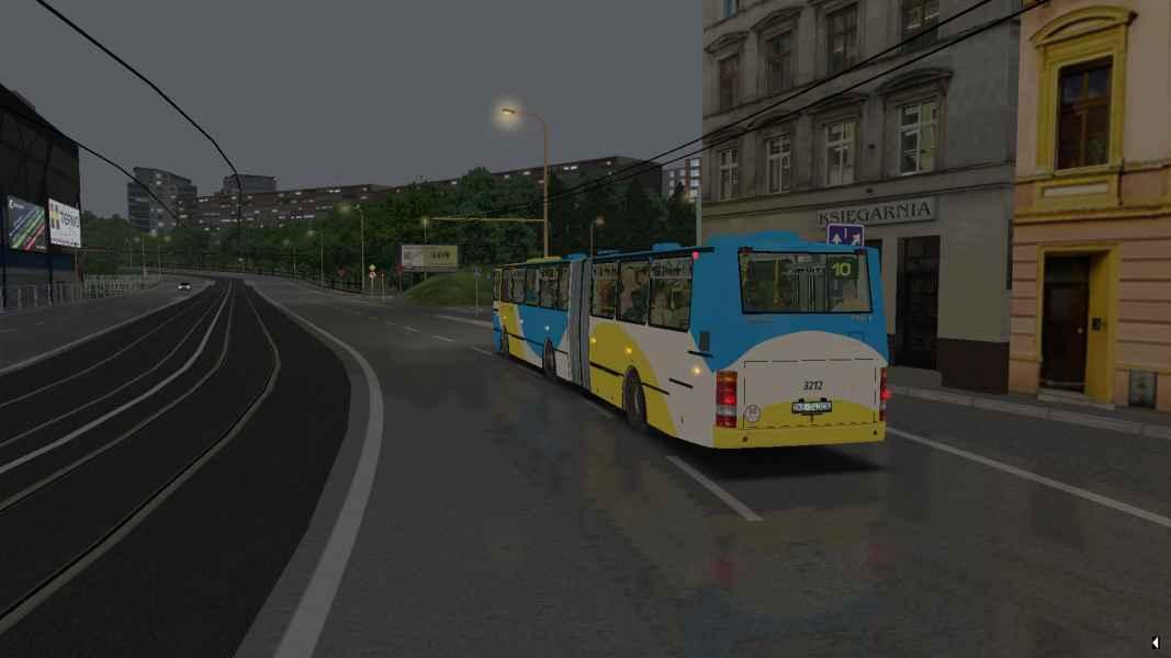 OMSI 2 Karosa B941E 3212 III