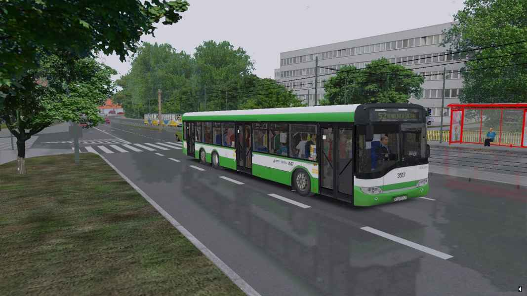 OMSI 2 Solaris Urbino 15 I 3517