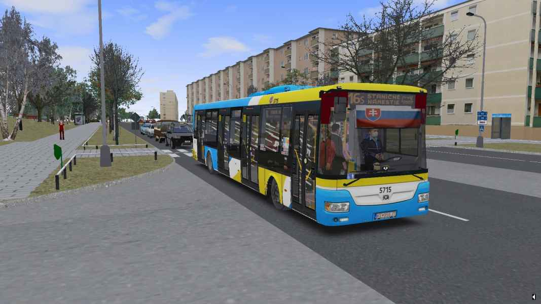 OMSI 2 SOR NB 12 City Euro 5 EEV 5715