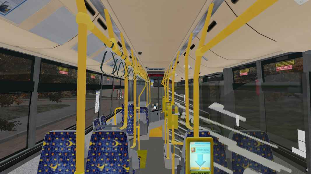 OMSI 2 SOR NB 12 City - interier
