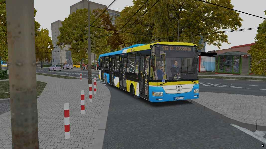 OMSI 2 SOR NB 12 City Euro 5 EEV 5702
