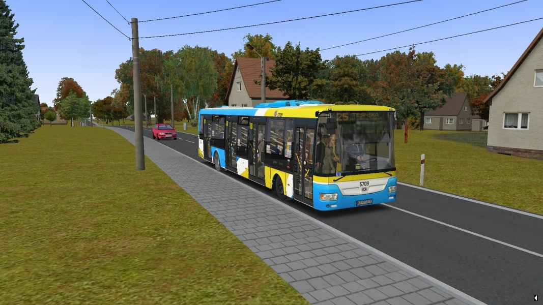 OMSI 2 SOR NB 12 City Euro 5 EEV 5709