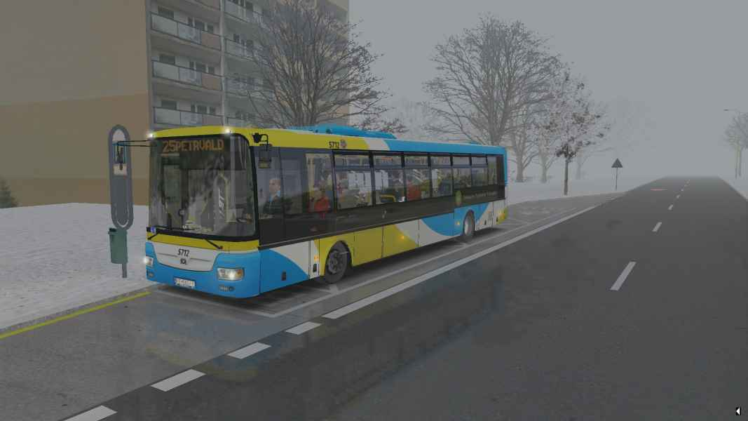 OMSI 2 SOR NB 12 City Euro 5 EEV 5712