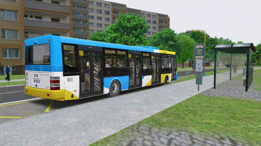OMSI 2 SOR NB 12 City Euro 5EEV 5714