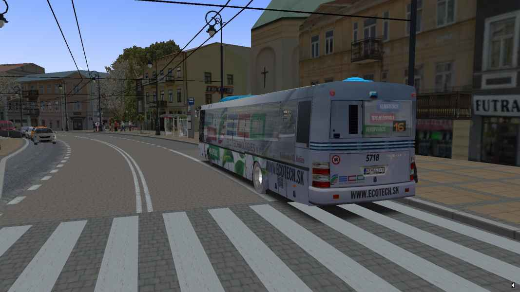 OMSI 2 SOR NB 12 City 5718 s ECO technologies