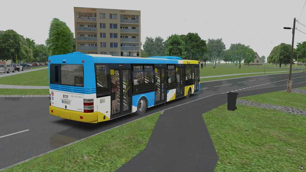 OMSI 2 SOR NB 12 City Euro 5 EEV 5721