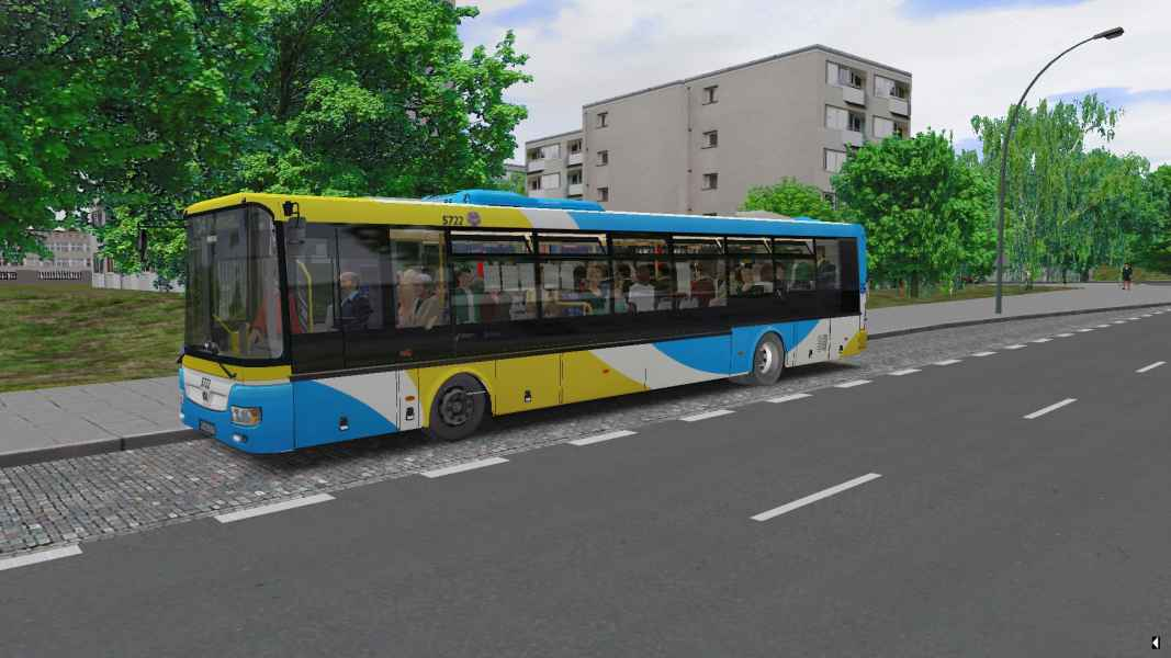 OMSI 2 SOR NB 12 City ev.c. 5722