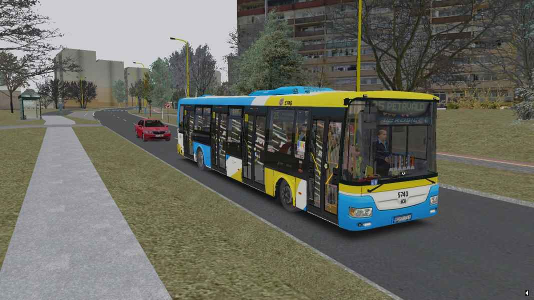 OMSI 2 SOR NB 12 City Euro 5 EEV 5740