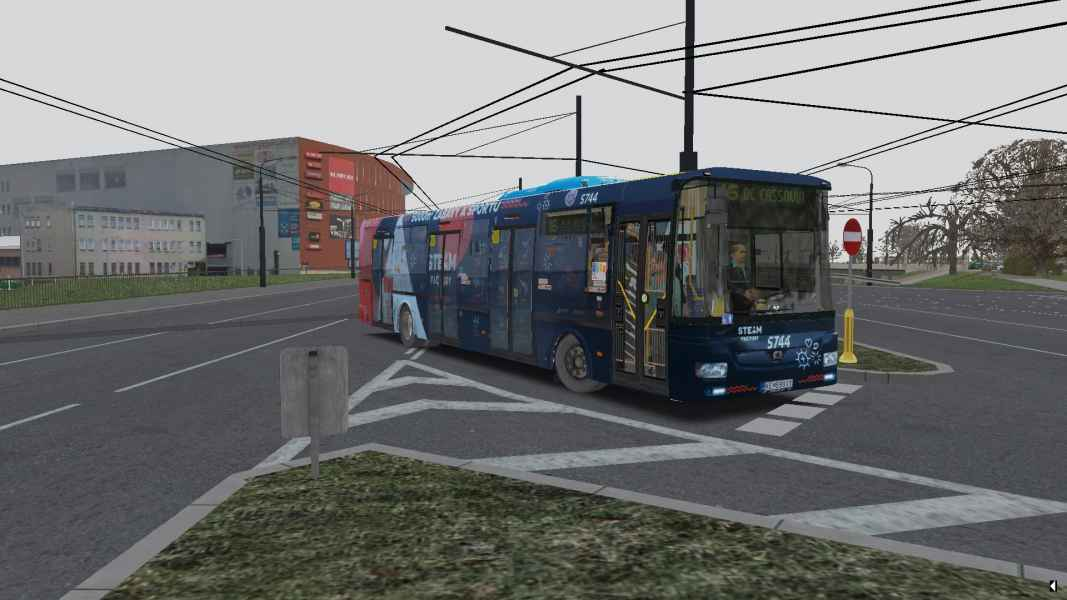 OMSI 2 SOR NB 12 City 5744 s CVR Steam Factory