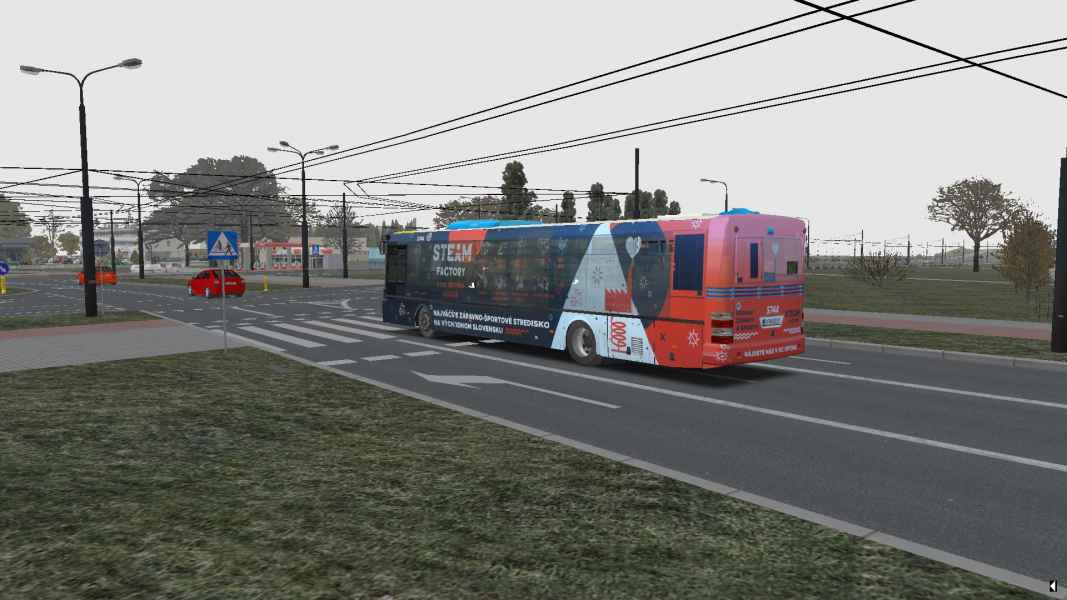 OMSI 2 SOR NB 12 City 5744 s CVR Steam Factory II