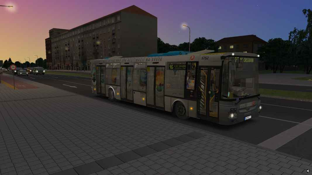 OMSI 2 SOR NB 12 City 5752 s CVR Turkish Airlines
