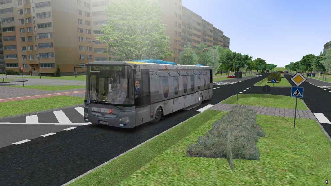 OMSI 2 SOR NB 12 City 5752 CVR Turkish Airlines