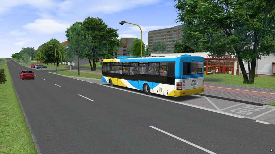 OMSI 2 SOR NB 12 City Euro 5 EEV 5760