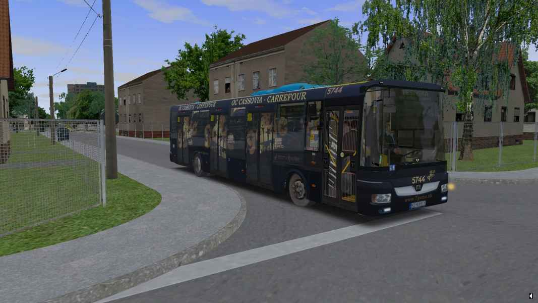 OMSI 2 SOR NB 12 City 5744 s CVR 7 Game cafe club I