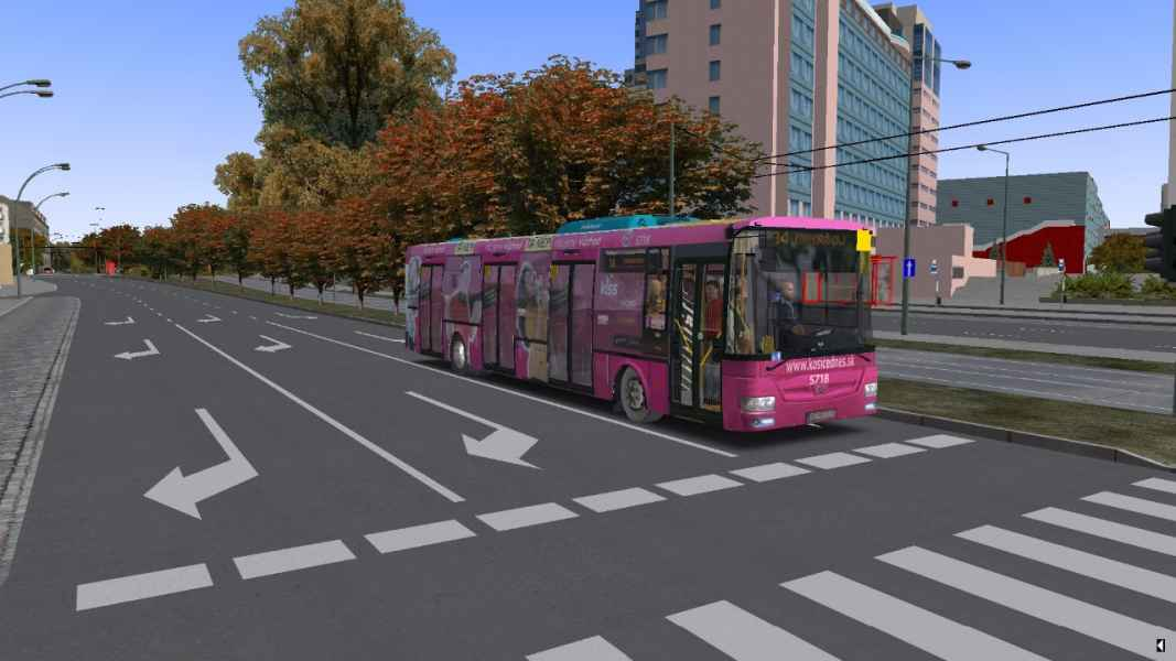 OMSI 2 SOR NB 12 City s CVR Radio Kiss