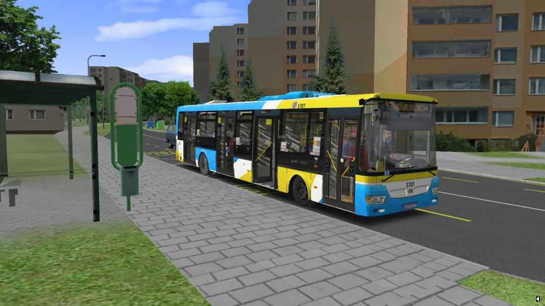 OMSI 2 SOR NB 12 City 5701 DPMK