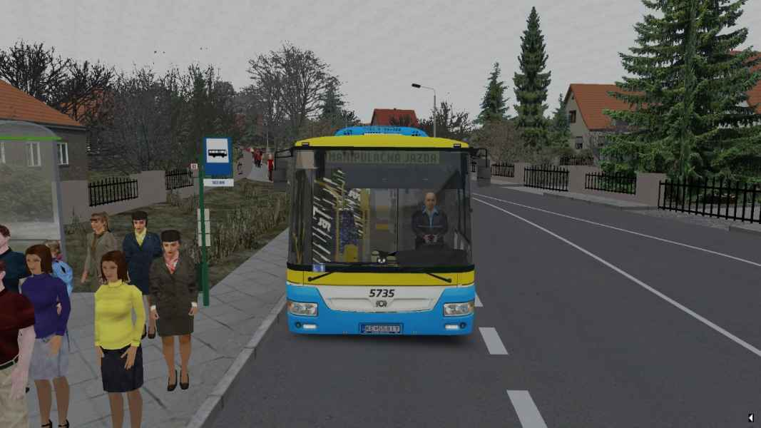 OMSI 2 SOR NB 12 City 5735