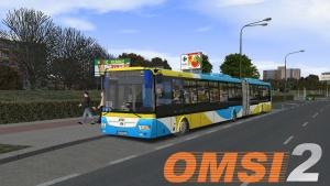 OMSI 2 SOR NB 18 City Euro6 DP Košice #4761