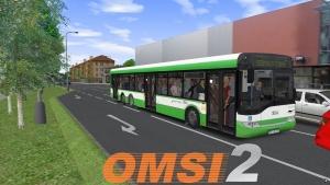 OMSI 2 Solaris Urbino 15 I DP Košice #3504