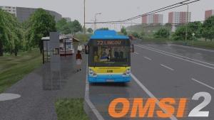 OMSI 2 Irisbus Citelis 18M CNG DP Košice #3318