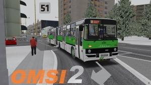 OMSI 2 Ikarus 280.87 DP Košice #4099