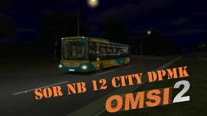 OMSI 2 SOR NB12 City DPMK #5731, Linka N3