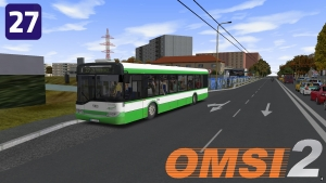 OMSI 2 Solaris Urbino 12 II DP Košice #5103