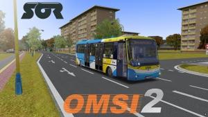 OMSI 2 SOR EBN11 DP Košice #6909